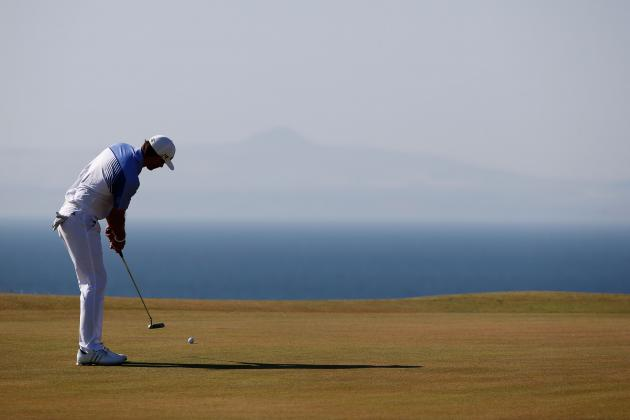British Open 2013: Day 2 Leaderboard Analysis, Highlights and More