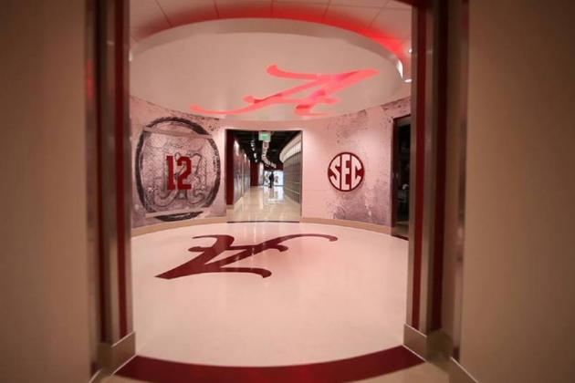 Inside Alabama's New Amazing Football Facilities