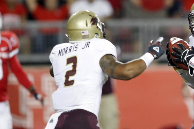 Darryl Morris – Could He Be the 49ers' Rookie Free-Agent Sleeper?