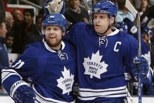 Leafs Phil Kessel, Dion Phaneuf May Get Big Payday Next Year