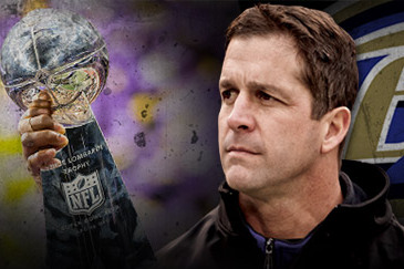 John Harbaugh's Ultimate Mission: Dynasty