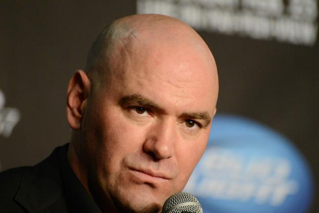 Dana White Rips Sports Illustrated for Silva vs. Weidman Fixed Fight Discussion