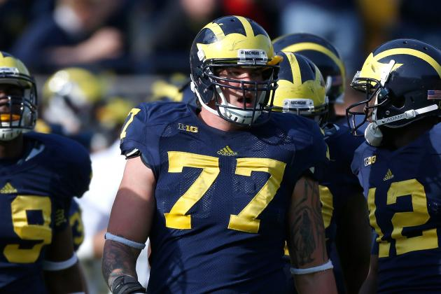 Michigan Football Preview: New Offensive Line Class Increases Depth