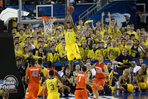 Michigan Basketball: How Effective Can Glenn Robinson III Be at Small Forward?