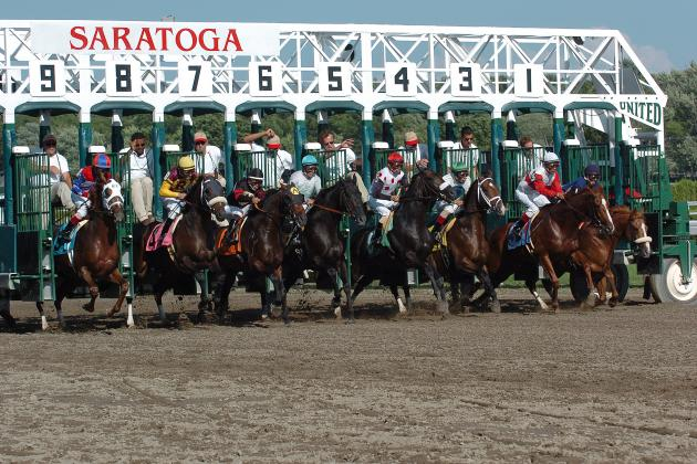 Saratoga Race Opening Day 2013 Results: Race Winners, Payouts and More