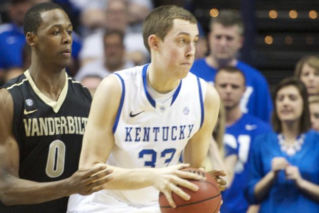 Kentucky Transfer Kyle Wiltjer Headed to Gonzaga