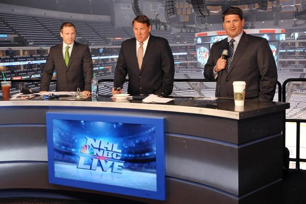 NHL 2013-14 Schedule Released: Full List of National NBC-Televised Games