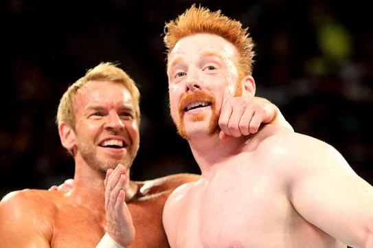 Sheamus and Christian Should Pair Up to Become a Serious Tag Team Title Threat