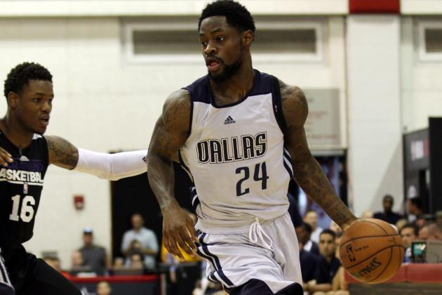 Mavs Seek Strong Finish to Summer League