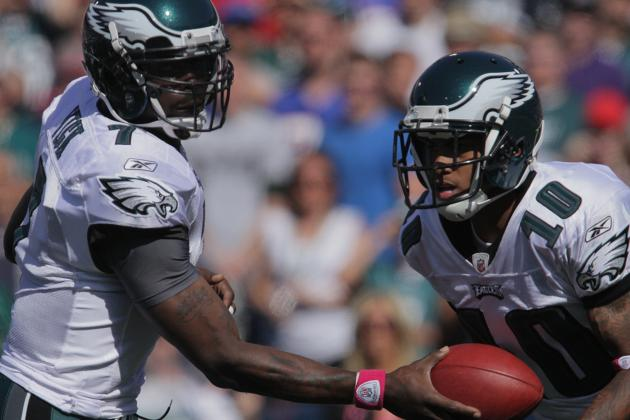 Report: DeSean Signs with Vick's Agent, Not Jay-Z