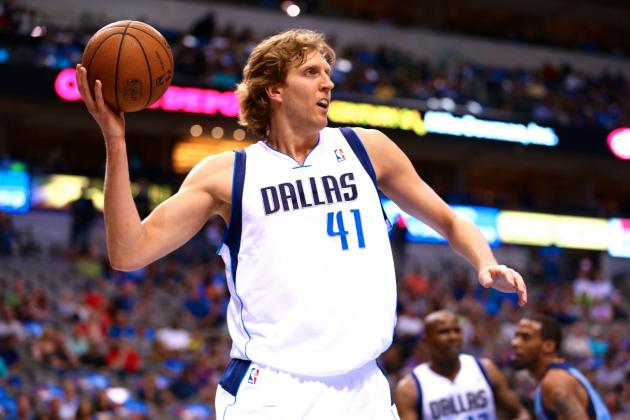 Would Dirk Nowitzki Spurn Mavericks in 2014 After Another Offseason Disaster?