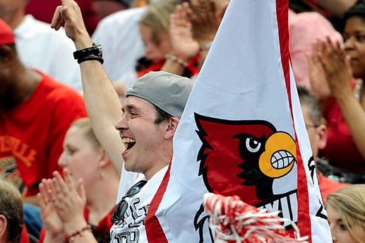 CBS Says Louisville Had the Best College Sports Year