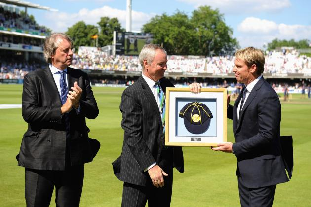Shane Warne Joins Hall of Fame with Swipe at Australia's Lack of Fight