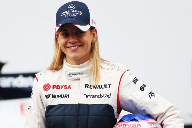 Wolff Says Her Pace on Debut Test Appearance Shows She Can Cut It at F1 Level