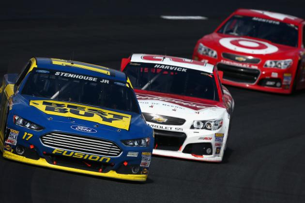 NASCAR Bans Broadcast Networks from Using Cable-Held Aerial Cameras