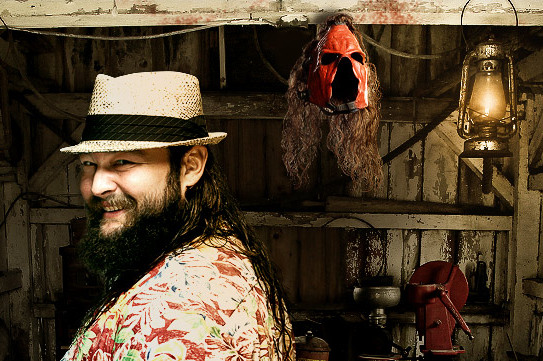 Bray Wyatt Is the Psycho WWE Villain We've All Be Waiting for