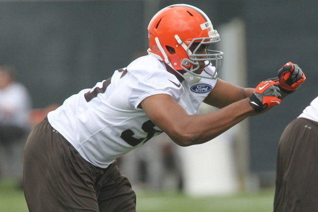 Browns Sign 7th-Round Draft Pick Armonty Bryant