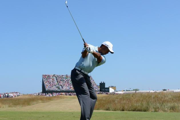 Tiger Woods Is the Huge Favorite to Win the British Open
