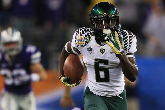 De'Anthony Thomas Named to Watch List for Doak Walker Award