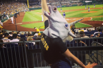 Adult Film Star Kicked Out of Ballpark for Dancing in Unicorn Mask