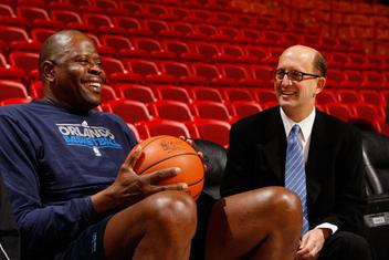 Van Gundy Makes Case for Ewing as Coach