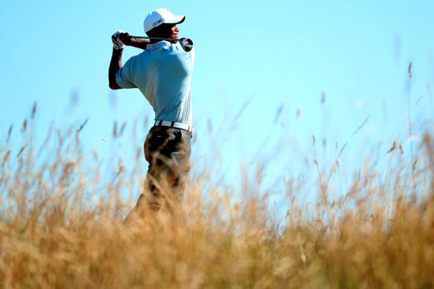 British Open 2013: Tiger Woods Is Grinding, Not 'Bitching and Moaning'