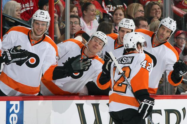 Flyers Announce 2013-14 Schedule