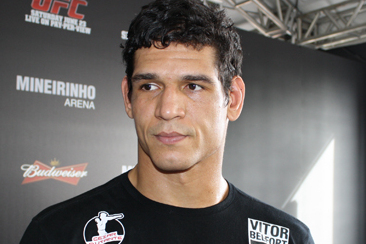 With Clint Hester Out, Cezar Ferreira Meets Thiago Santos at UFC 163
