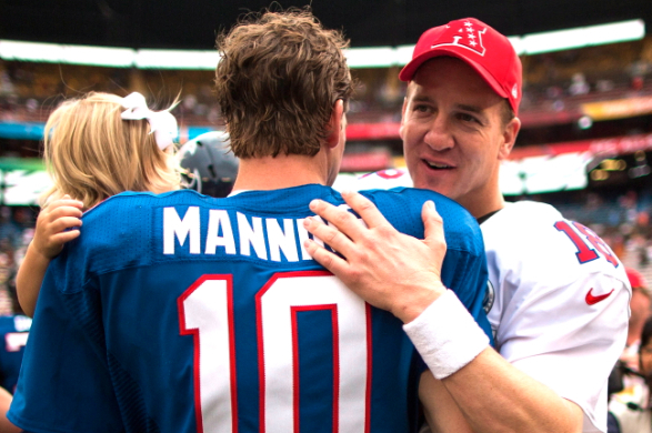 Eli vs. Peyton: Who Really Holds Claim as Best Manning Brother?