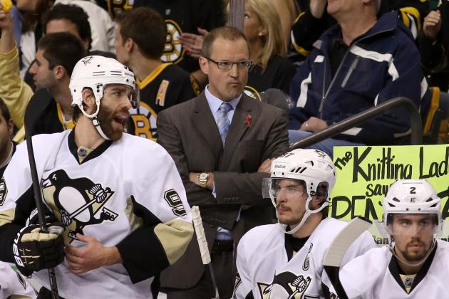 Penguins Open 2013-14 Regular Season Oct. 3