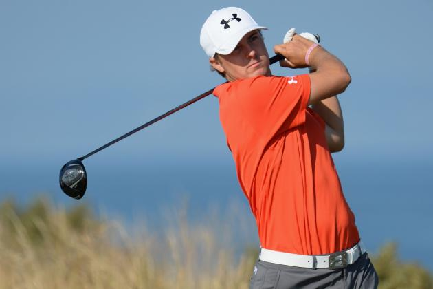 Late Lapse Fails to Quell Jordan Spieth's Youthful Spirit at the Open
