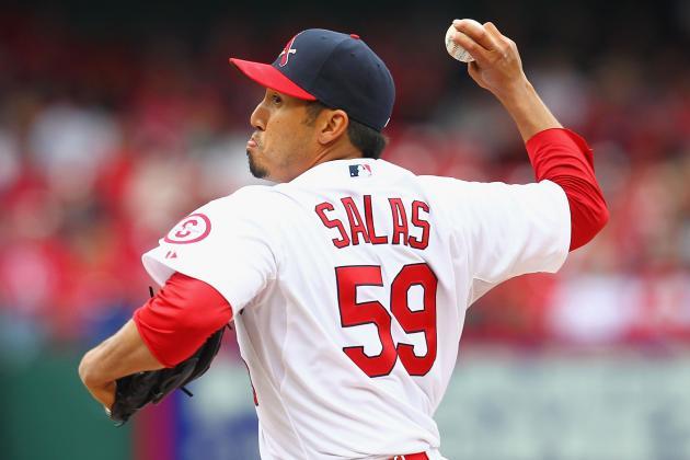 Cardinals Recall Reliever Fernando Salas
