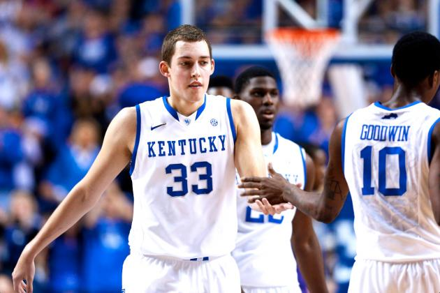 Former Kentucky Forward Kyle Wiltjer Will Transfer to Gonzaga
