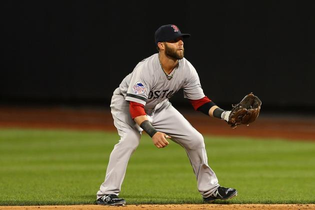 Sources: Red Sox, Dustin Pedroia Talk Lucrative Extension