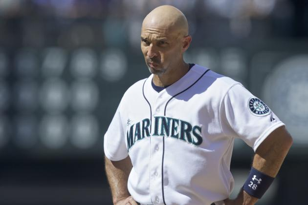 "Ibanez on Trade Rumors: ""I Want to Make the Playoffs Right Here"""