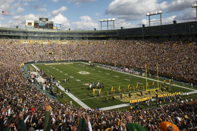 Lambeau Field Expansion Puts Packers Up with NFL's Big Boys