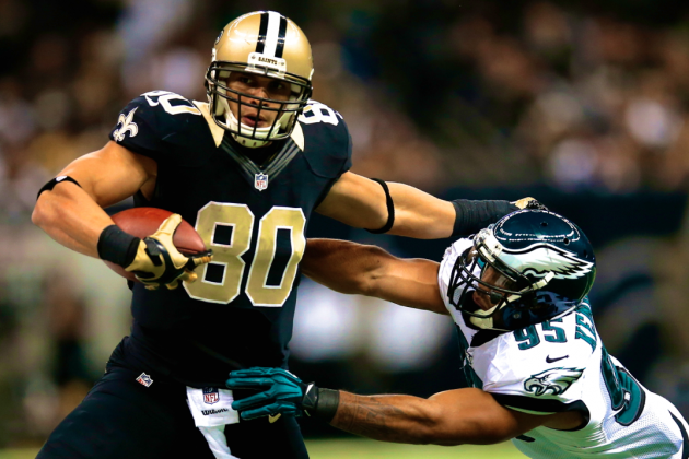 Is Jimmy Graham the NFL's Biggest Matchup Nightmare?