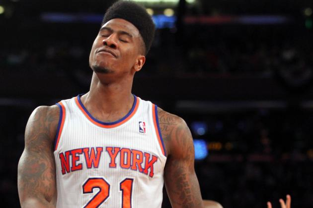 What Could New York Knicks Get for Iman Shumpert in a Trade?