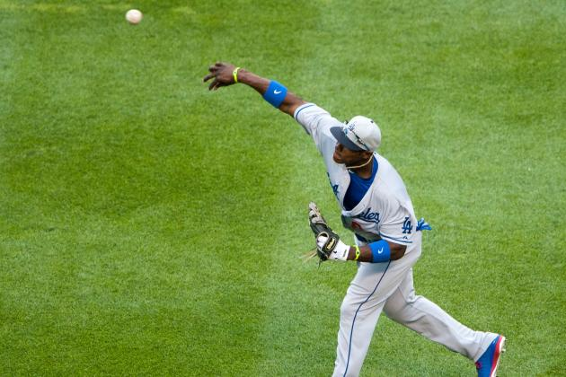 Just Watch This Throw from Puig over and Over.