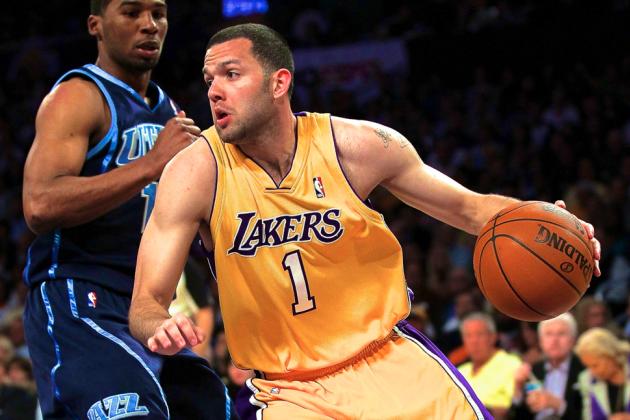 Jordan Farmar Taking Massive Pay Cut to Return to LA Lakers