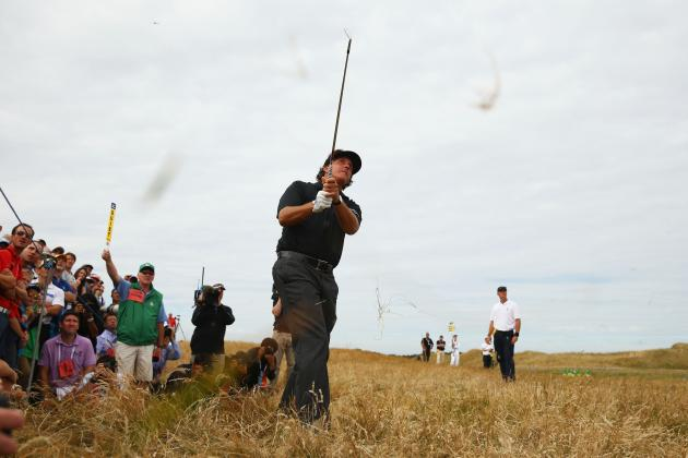 The Open Championship 2013: Stout Leaderboard Looks to Avoid Weekend Carnage