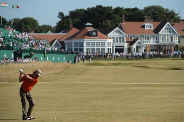 British Open 2013 Leaderboard: Live Day 3 Look-In and Overall Predictions