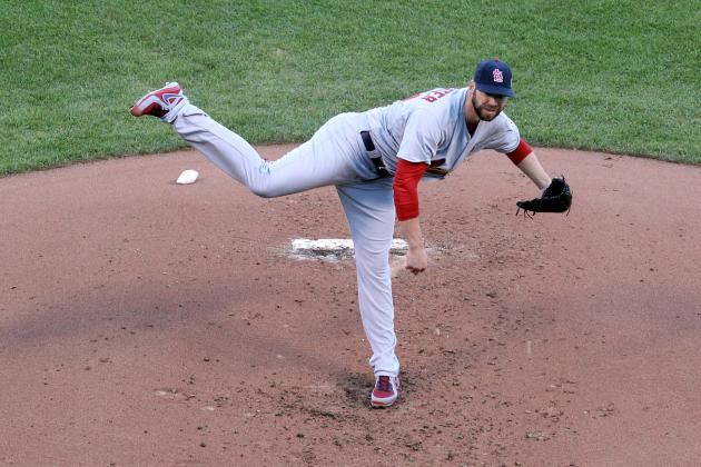 Cardinals' Chris Carpenter Progressing as Matheny Hoped
