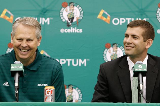 Danny Ainge Must Regain Boston Celtics Fans' Trust