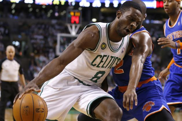 Jeff Green Will Be Thrust into Leadership Role This Season with Celtics