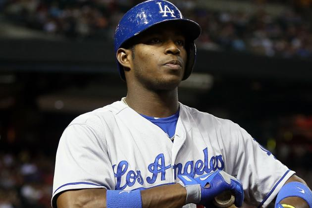 Dodgers' Yasiel Puig Faces $12-Million Lawsuit Filed by Man in Cuba
