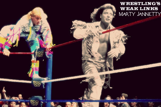 Wrestling's Weak Links, Volume 1: Marty Jannetty of the Rockers