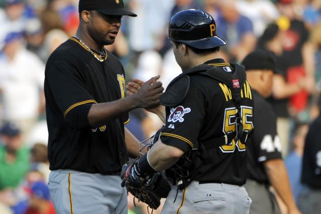 Liriano's Control Off as Pirates Fall to Reds