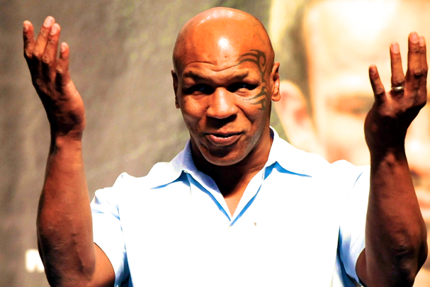 Mike Tyson Begins Career as Boxing Promoter With Iron Mike Productions