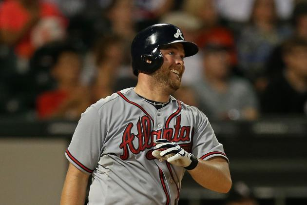 McCann's 3-Run Homer Keys Braves' 6-4 Win over White Sox